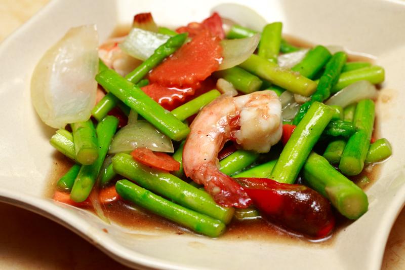Stir-Fried-Asparagus