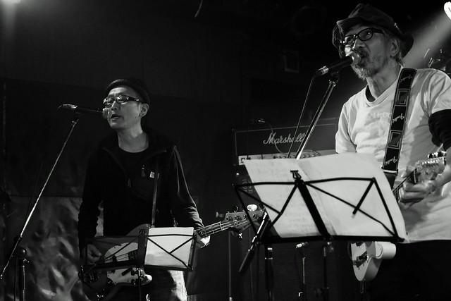 ファズの魔法使い live at Outbreak, Tokyo, 12 Nov 2015. 102
