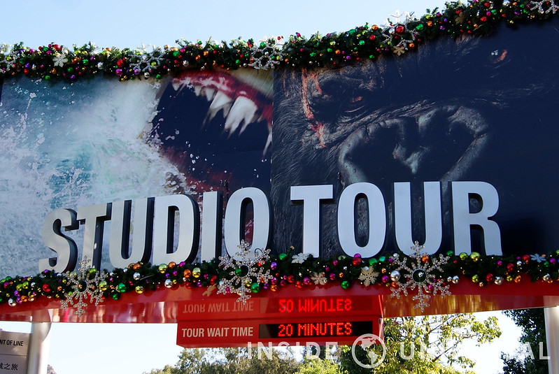 Photo Update: November 15, 2015 - Universal Studios Hollywood