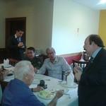 Confraternização com Oficiais Superiores Militares da Ativa e da Reserva - Brasília