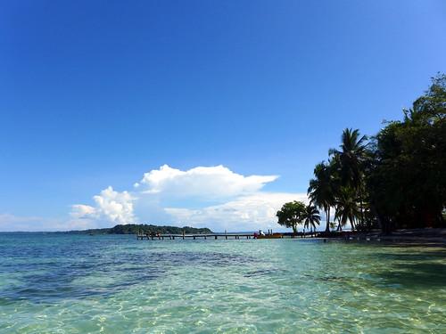 Isla Carenero - Panama