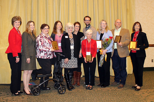 2015 Health Champion Awards & Outstanding Service Award