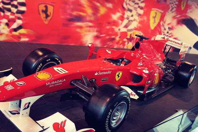 ferrari world f1 gp