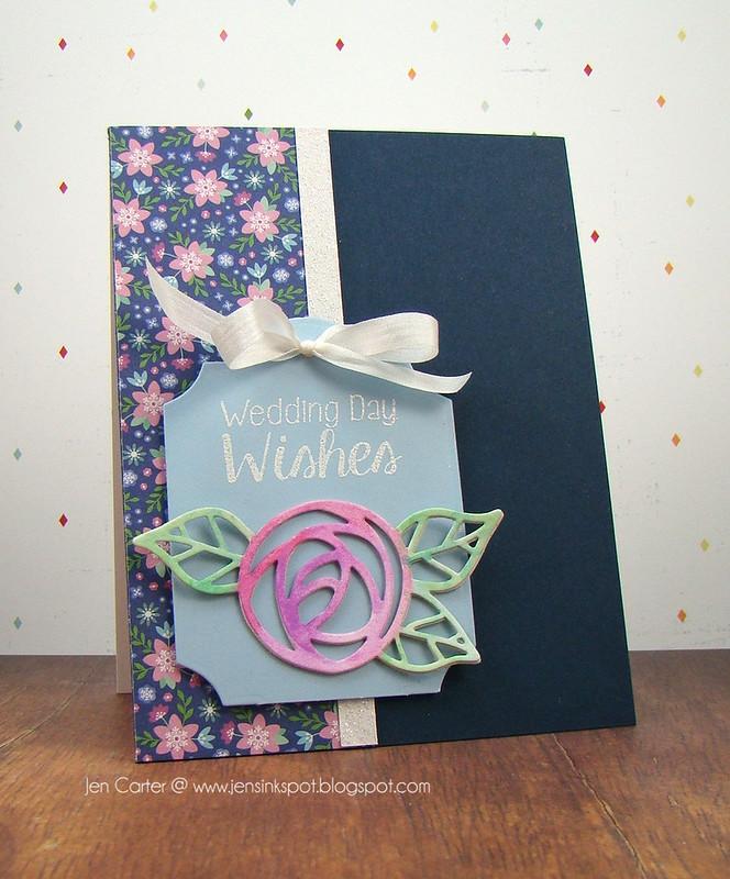 Jen Carter Wedding Wishes Flower
