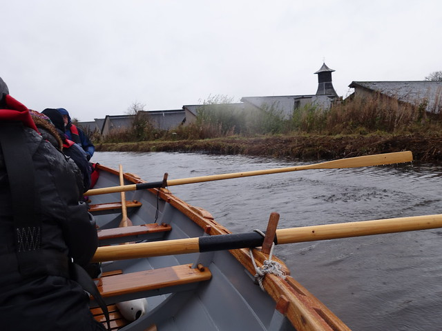 Union Canal row