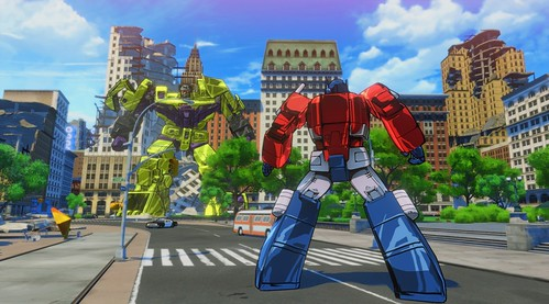 Transformers Devastation - Optimus Prime