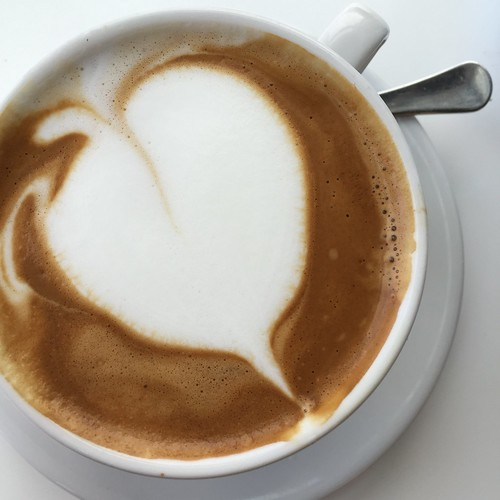I heart my coffee!
