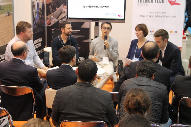 French Tech Roundtable Session #1