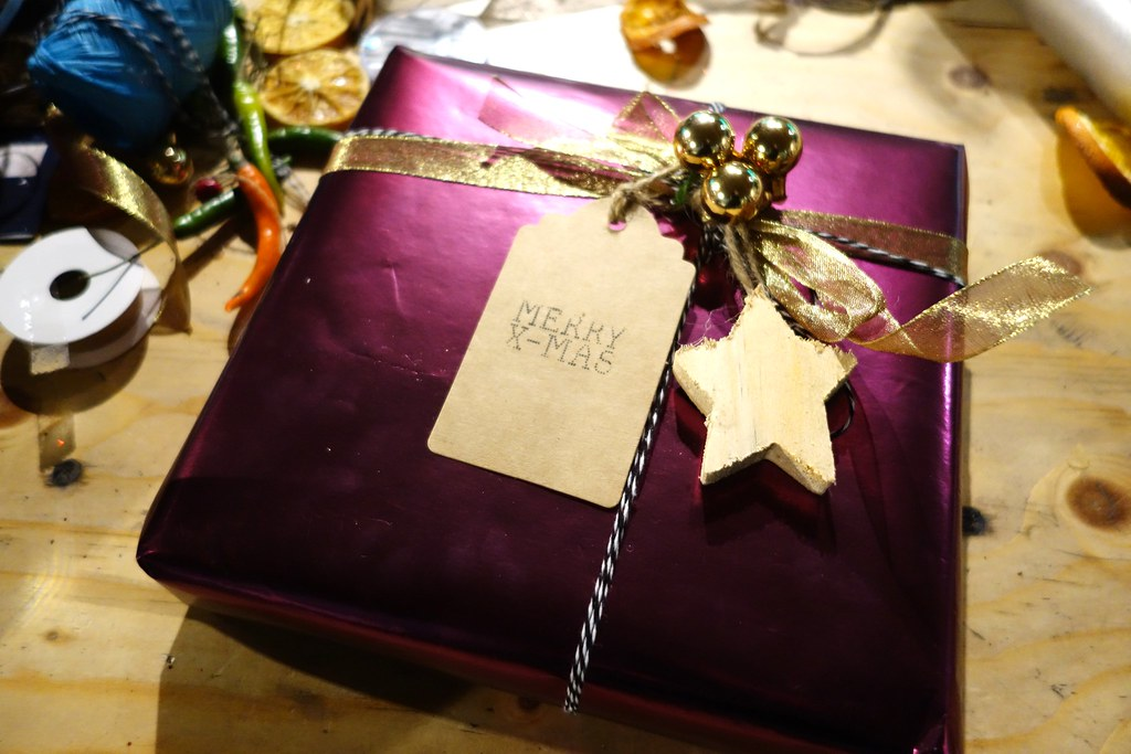 John Lewis Christmas: Gift Wrapping