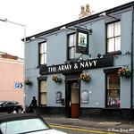 Preston, The Army & Navy, Meadow Street