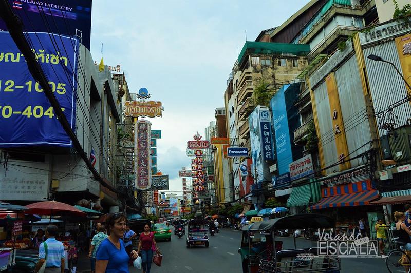 Descubriendo el Barrio Chino de Bangkok