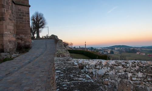 St Bonnet-le-Château.