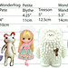Bryophyte VS Toys - Height Chart