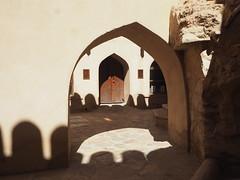 Beauty of Arches - Nizwa, Oman