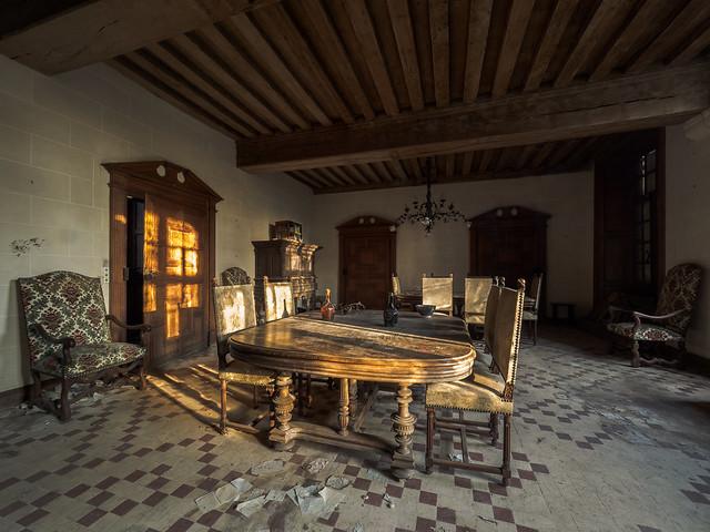 Abandoned Mansion