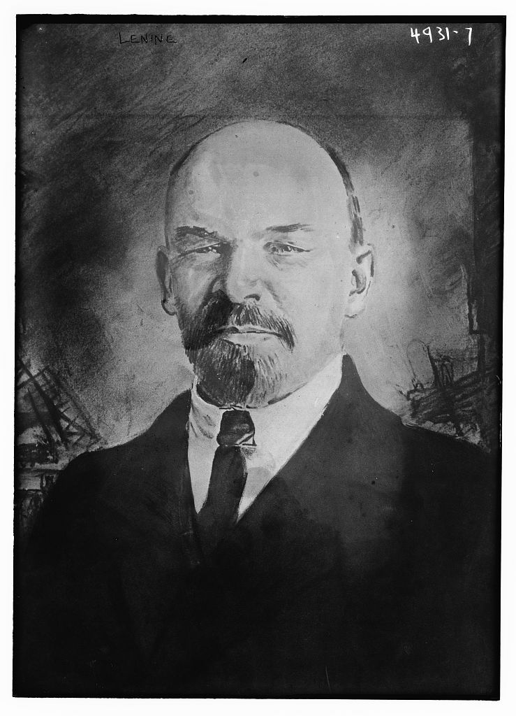 Lenine [i.e. Lenin] (LOC)