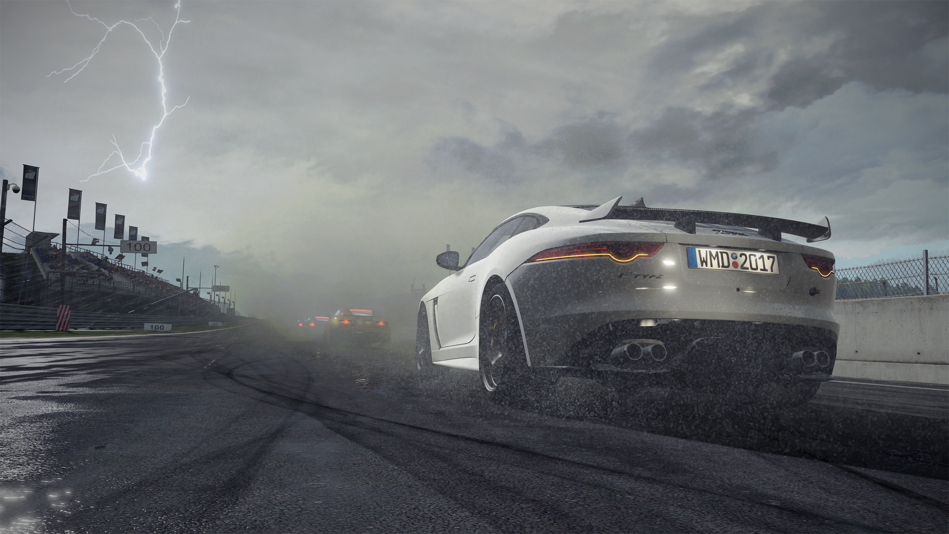 Project CARS Jaguar F-Type