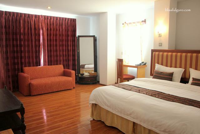 Hotel Rama Mandalay Myanmar Deluxe Room