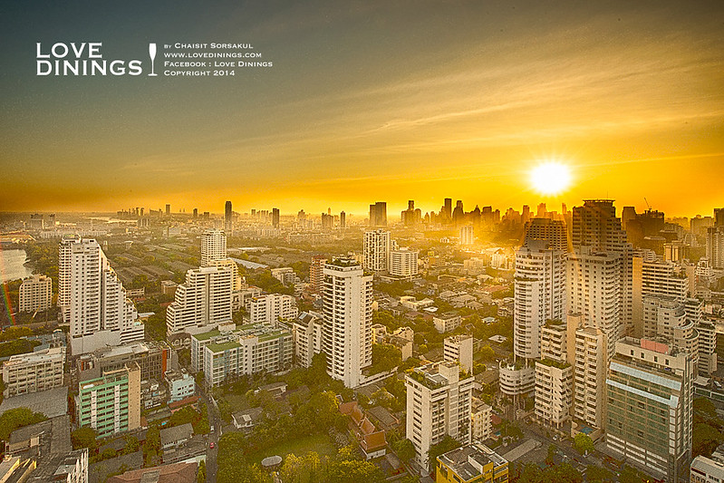 L'Appart  Sofitel Sukhumvit Top Rooftop Bar กรุงเทพ โรแมนติคดินเนอร์_1