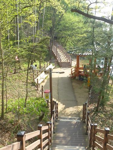 Co-Andong-Sentier pédestre(5)
