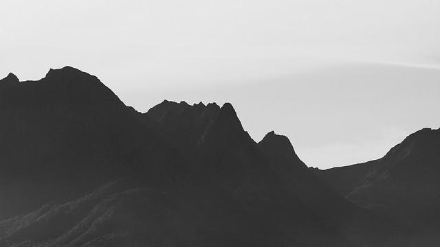 Tilbakeblikk, Lofoten #26