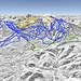 Mapa Snowmass