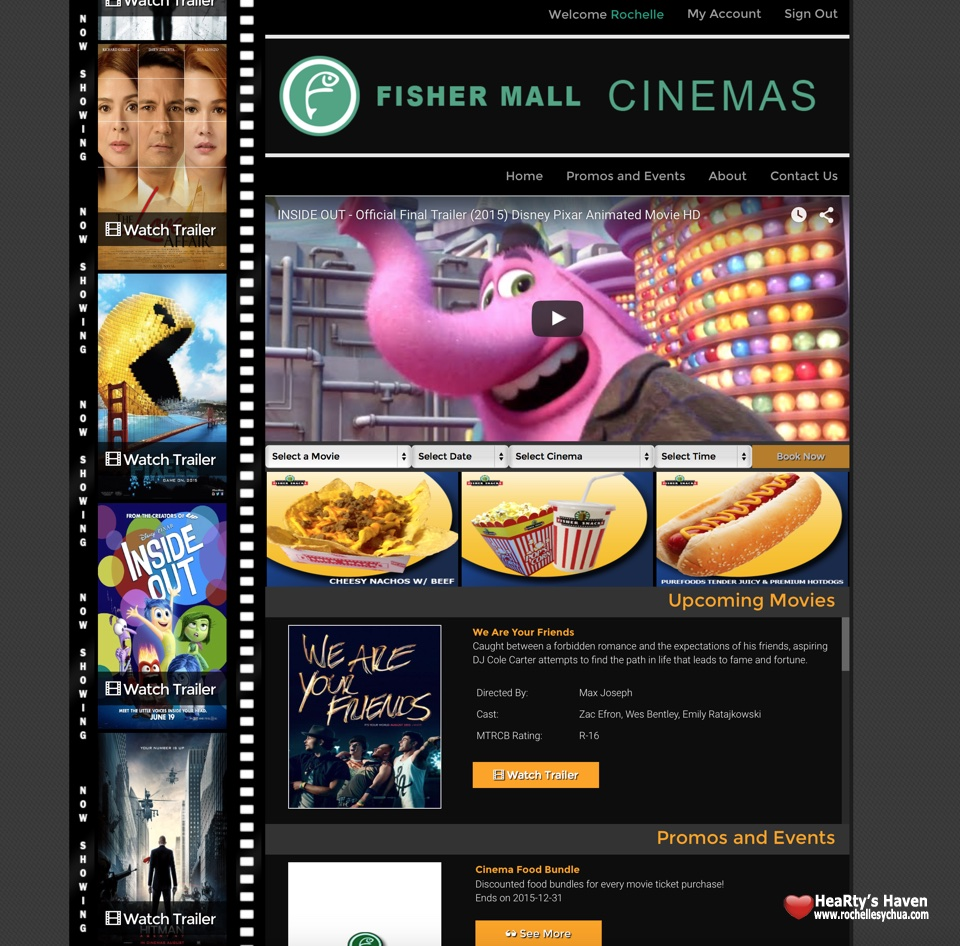 Fisher Mall Cinemas