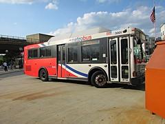 WMATA Metrobus 2006 Orion VII CNG 30ft #3001