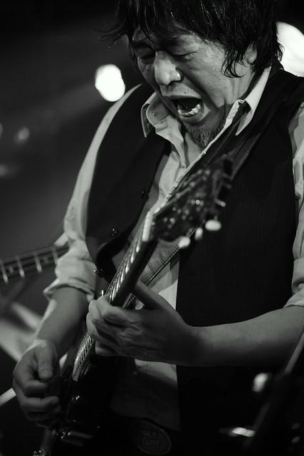 CABU live at 獅子王, Tokyo, 21 Sep 2015. 180