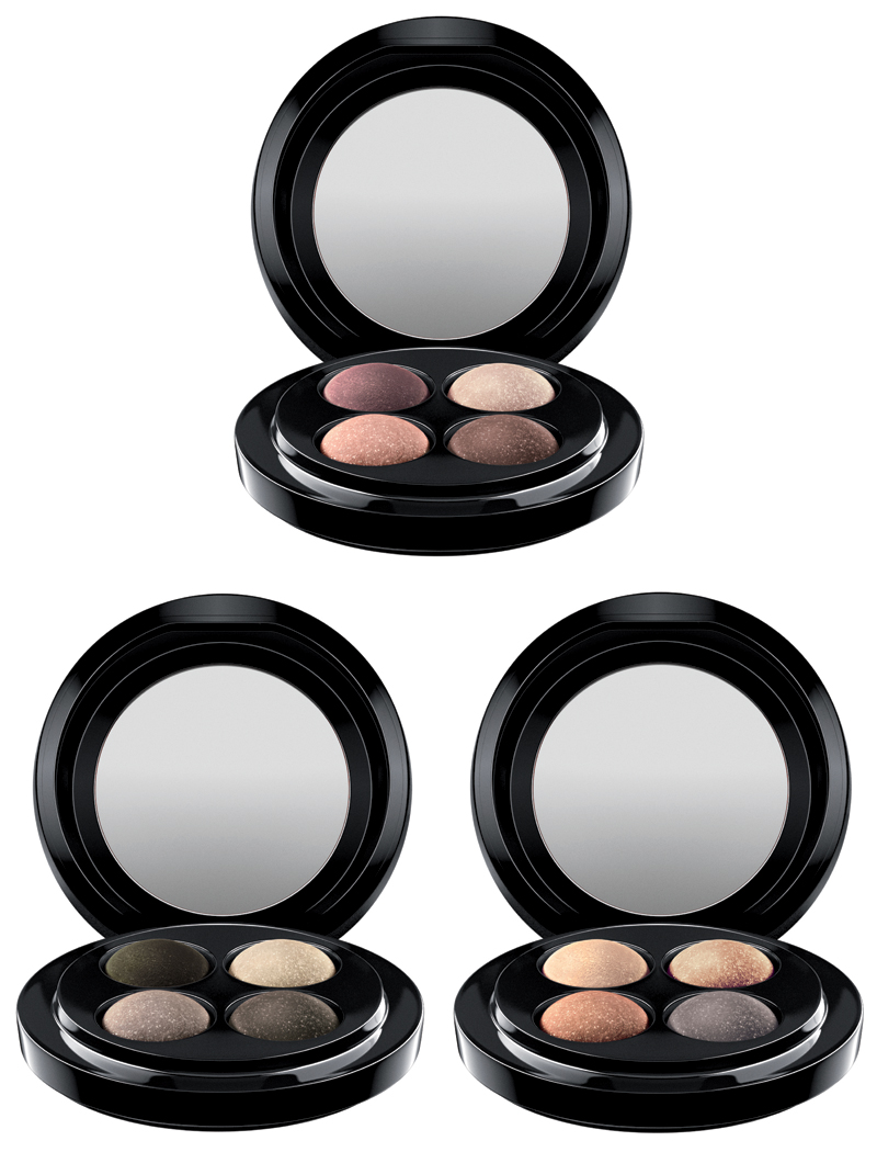 HAUTE DOGS MINERALIZE EYE SHADOW X4