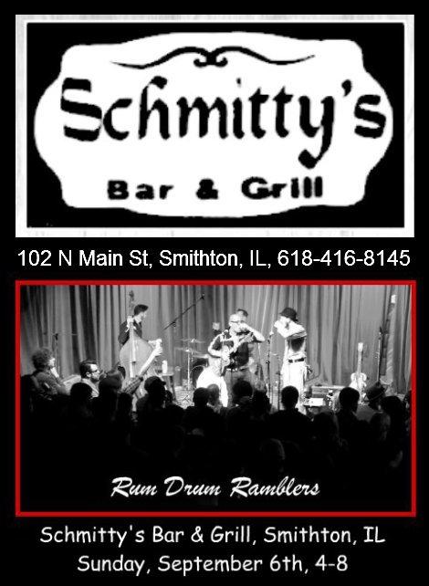Schmitty's Bar & Grill 9-6-15