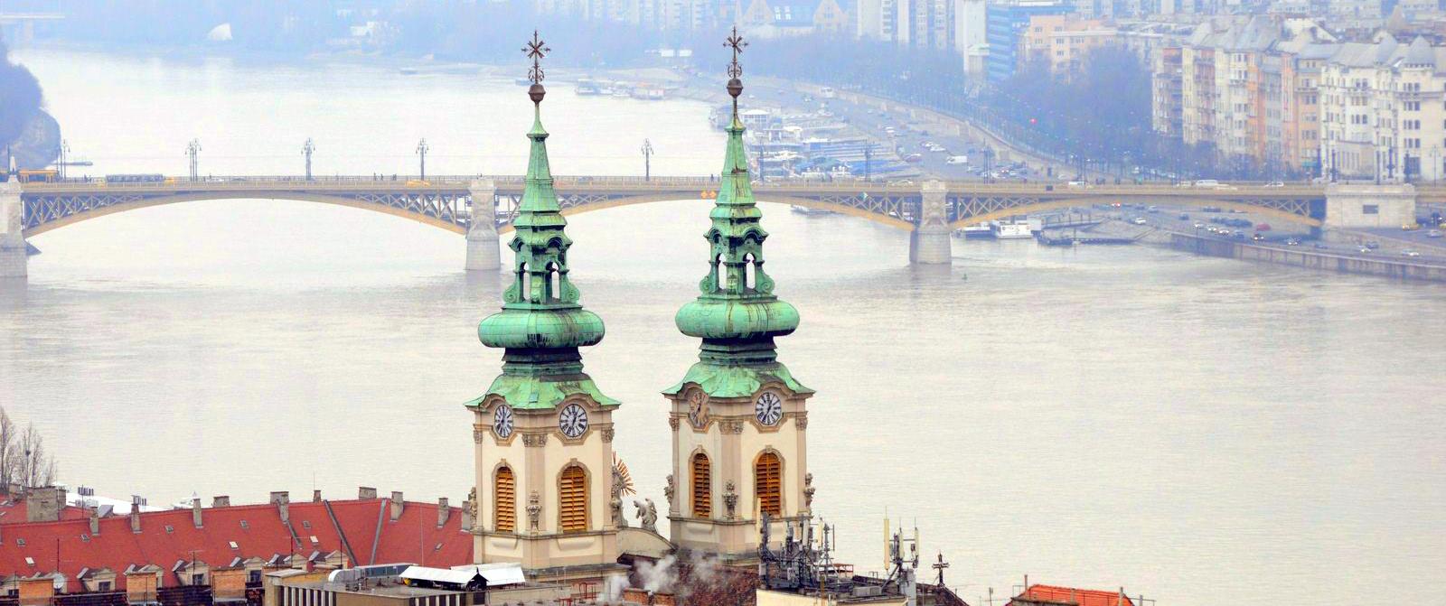 Qué ver en Budapest en un fin de semana: Budapest desde la colina del Castillo en Buda budapest en un fin de semana - 21235386969 74aa6c0e0d o - Qué ver en Budapest en un fin de semana