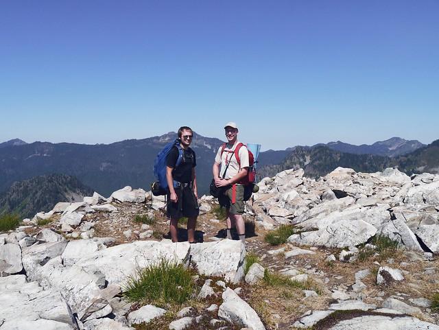 Conquering the Ridge