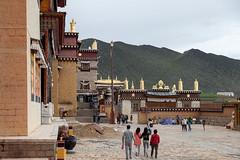 Songzanlin Monastery.