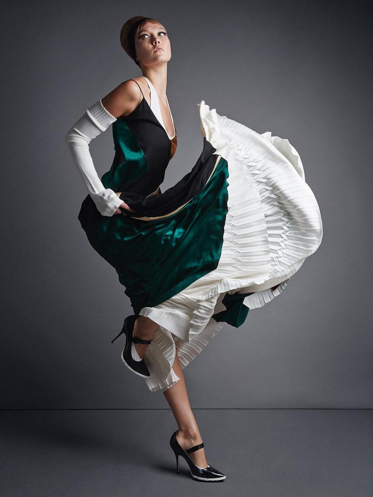 Карли Клосс — Фотосессия для «Vogue» UK 2015 – 11