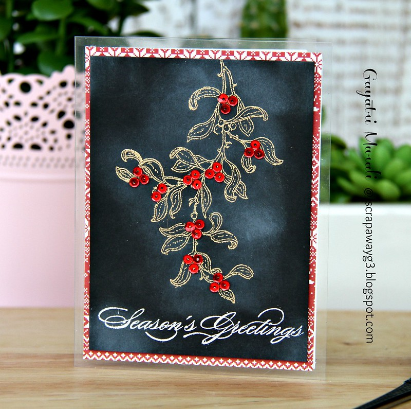 Penny Black publication card