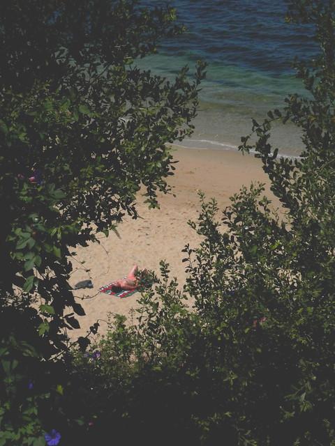 Playa solitaria 2