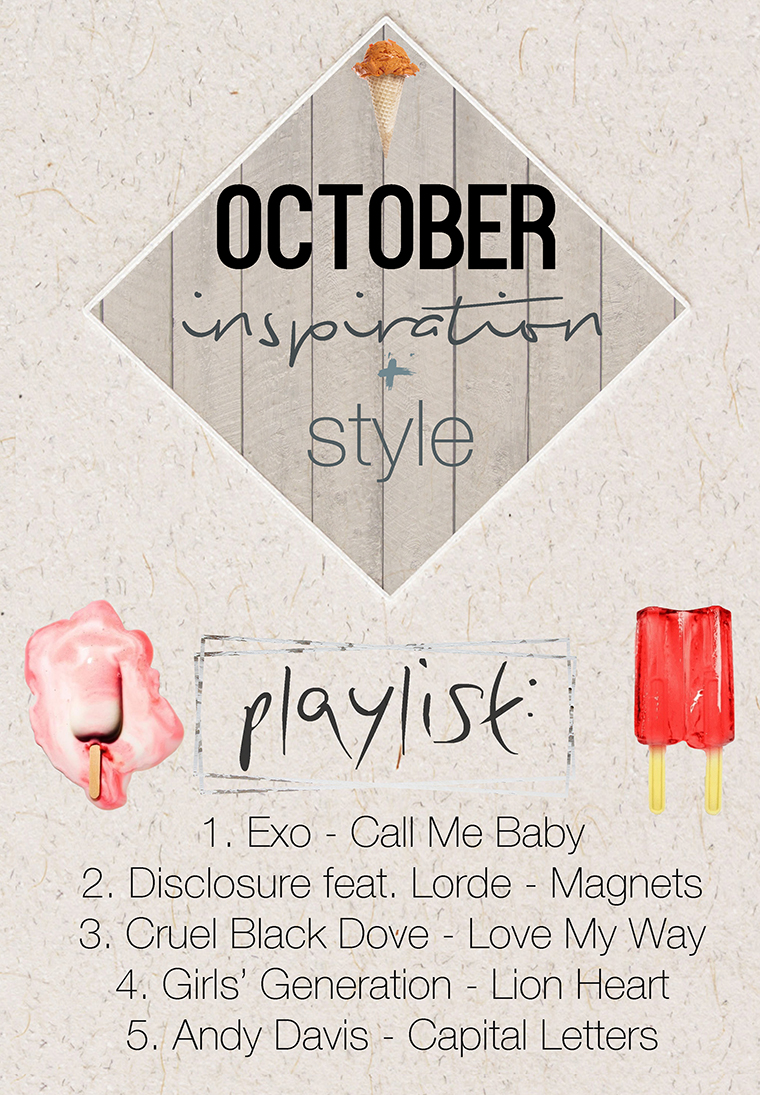 October Inspiration + Style