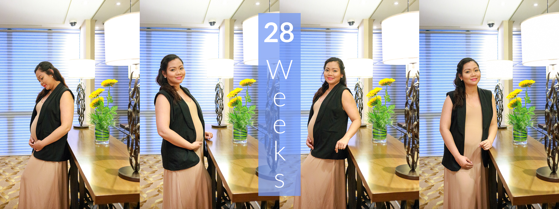 Pregnancy Diary: 28 Weeks and 3 Days (September 19)