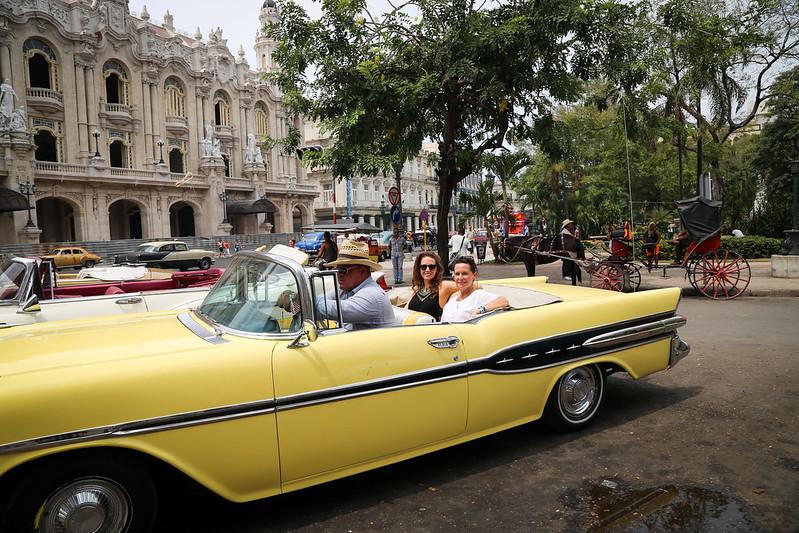 Pontiac Habana, Cuba