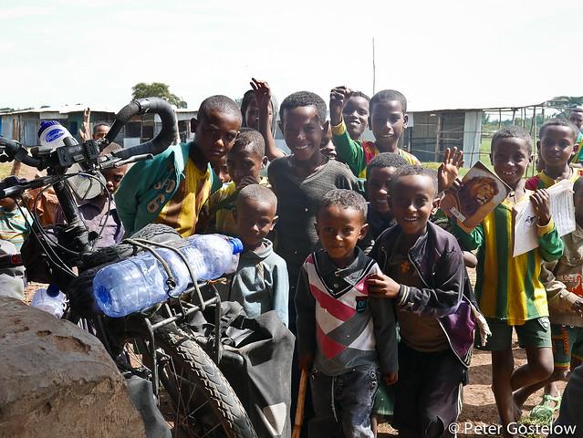 Ethiopian Kids