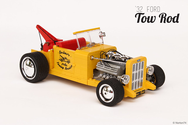 """'32 Ford """"Tow Rod"""""""