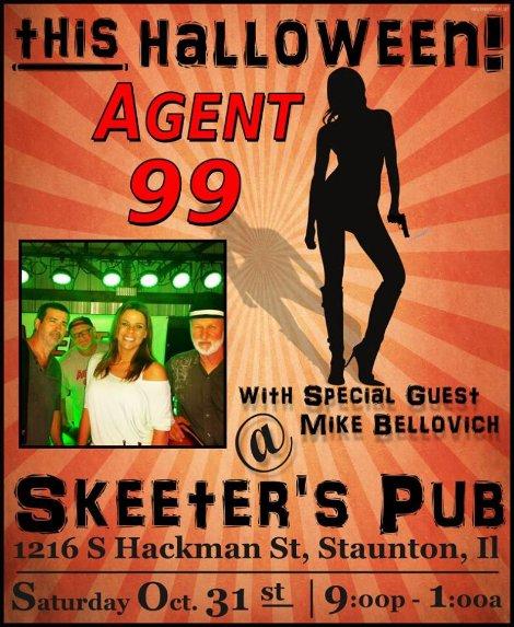 Agent 99 10-31-15