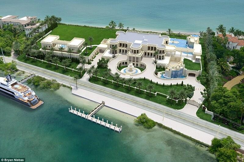 Самый дорогой дом в США: цена $159 млн
