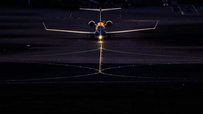 N251TD Gulfstream Aerospace G650