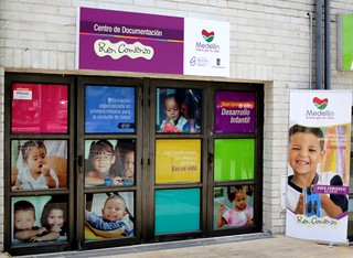 Centro de Documentación en Primera Infancia Buen Comienzo