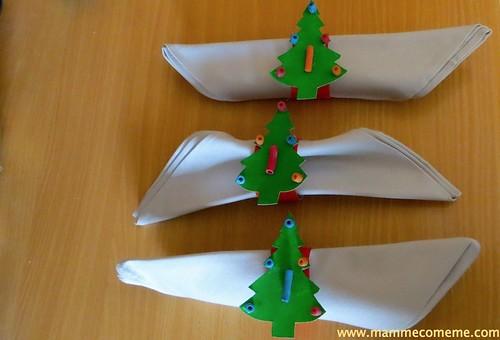 Porta tovaglioli di Natale