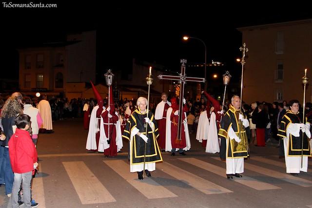 Jueves Santo: Cofradía del Humilladero