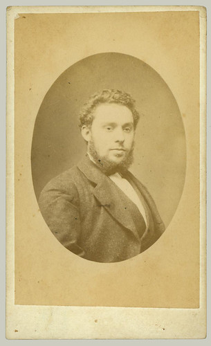 CDV Man with Beard