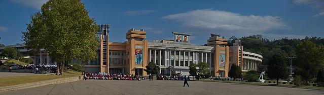 0664 - Nordkorea 2015 - Pjöngjang - Stadion